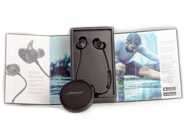 Auriculares Inalámbricos + micro Puntolab Audición